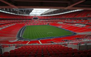 Die EM 2020 im Londoner Wembley Stadium