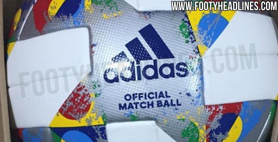 Sieht So Der Neue Spielball Fur Die Uefa Nations League Aus