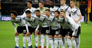 Nach souveränen Siegen: Deutschland kratzt wieder an der Top Ten